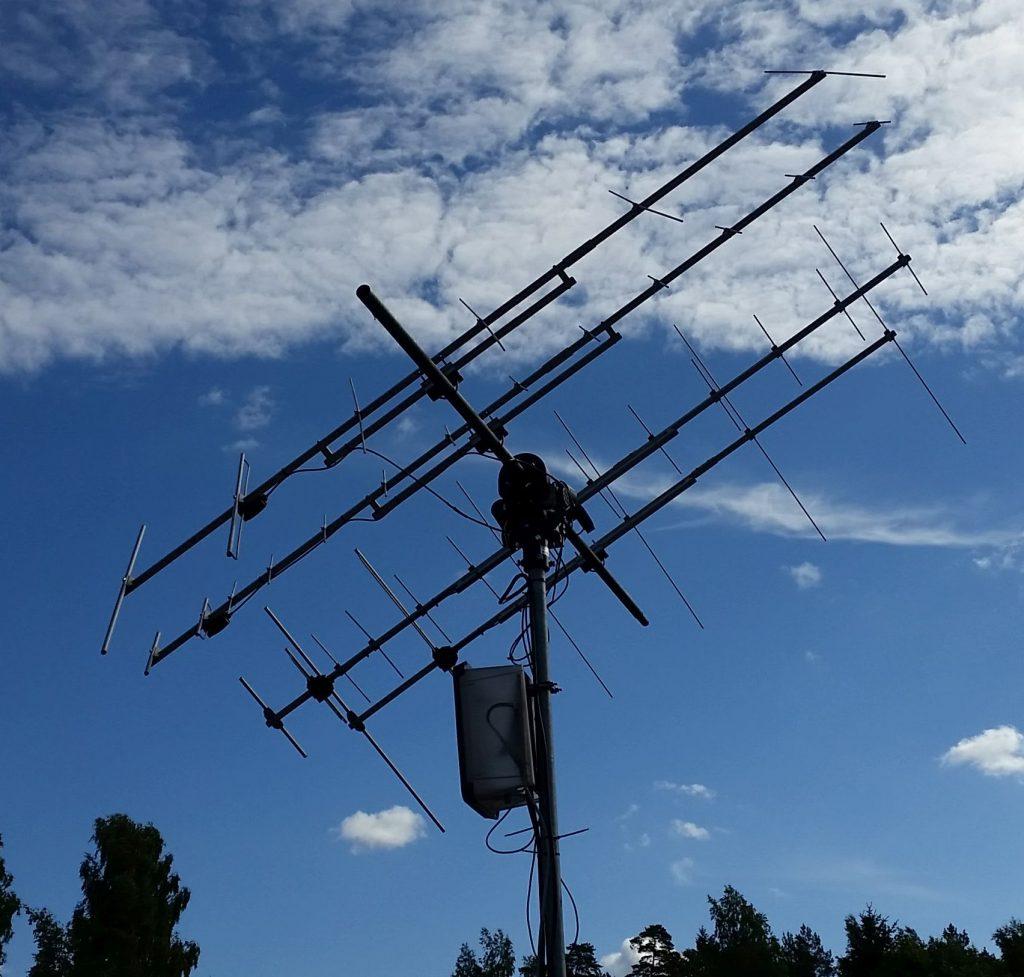 Vårgårda 6el VHF 13el UHF