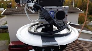 SPID SPX-01 az/el rotor