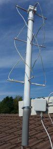 QFH Antenna 2m