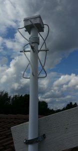 QFH antenna 70cm