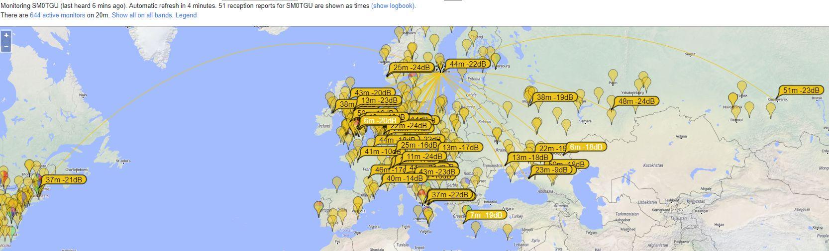 Amateur Radio – larsthunberg se